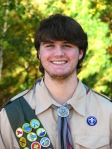 Connor Eagle Scout